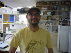 Luis Milla (PhD 2012, co-tutored with Verónica Palma)